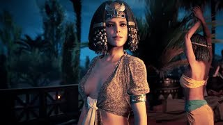 Nonton Assassin S Creed Origins All Cleopatra Scenes Film Subtitle Indonesia Streaming Movie Download