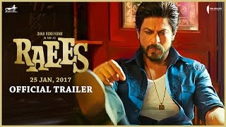 Shah Rukh Khan In & As Raees  Trailer