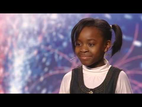 got - Britain's Got Talent: Natalie just loves to sing - but this isn't just any little girl singing - she actually has talent!