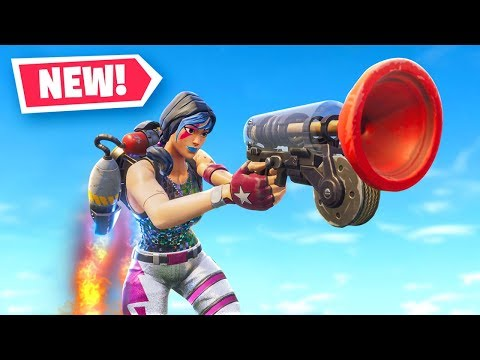 The JETPACK is *BACK* in Fortnite Battle Royale_Best videos: Games