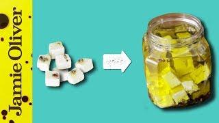 How To Store Feta | 1 Minute Tips | Akis Petretzikis by Jamie Oliver