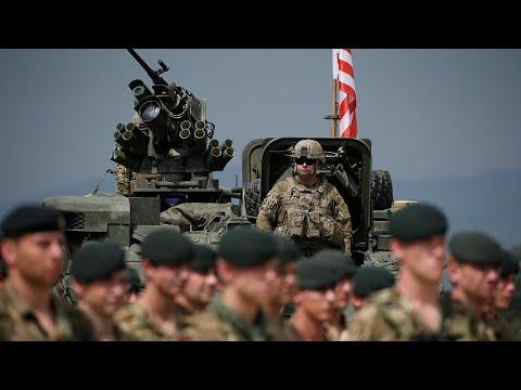 Georgien: 3.000 NATO-Soldaten üben gemeinsame Manöver