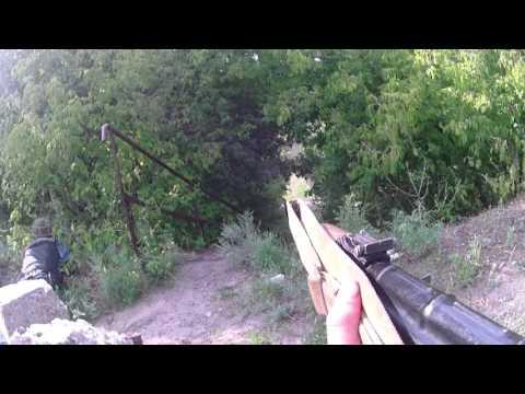 Лисичанск 23.07.2014. (видео)