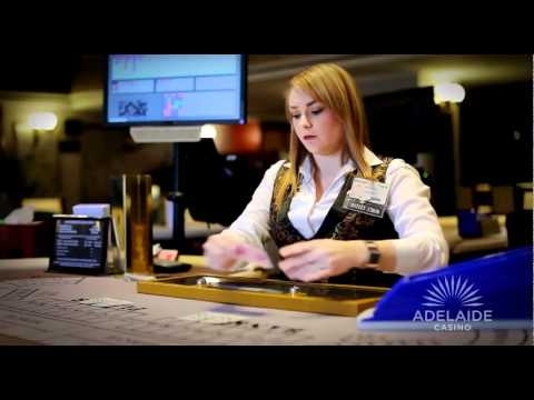 Adelaide Casino: LIVE LARGE presents – The Baccarat Guide