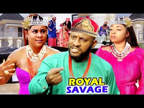 ROYAL SAVAGE SEASON 1&2 COMPLETE MOVIE (YUL EDOCHIE) 2020 LATEST NIGERIAN NOLLYWOOD MOVIE