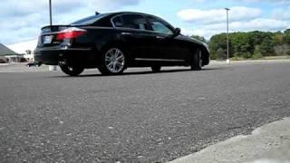 2009 Hyundai Genesis 4.6 MagnaFlow Exhaust Testing
