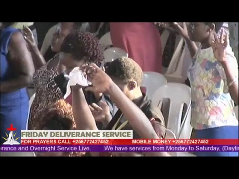 MCF Friday Deliverance Service Live - Ps Joseph Sekisaka