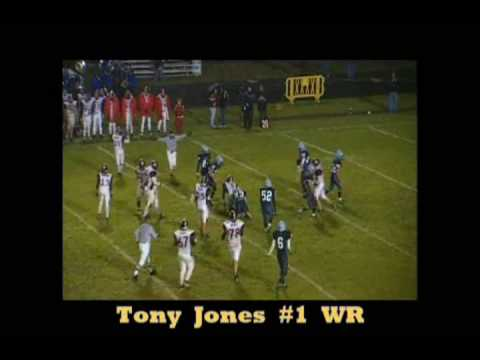 Tony Jones Grand Blanc High School Junior yr. Highlights video.