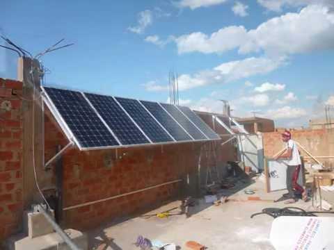 comment installer panneau solaire la r ponse est sur. Black Bedroom Furniture Sets. Home Design Ideas