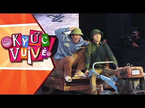 Hồng Vân phấn khích khi cả tuổi thơ bỗng chốc thu bé lại vừa bằng chiếc xe công nông | Ký Ức Vui Vẻ - Thời lượng: 16 phút.