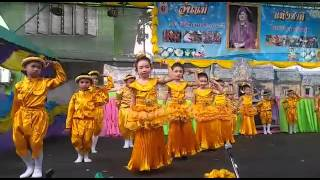 Lahan Sai Thailand  city photo : Leo school dance 2015