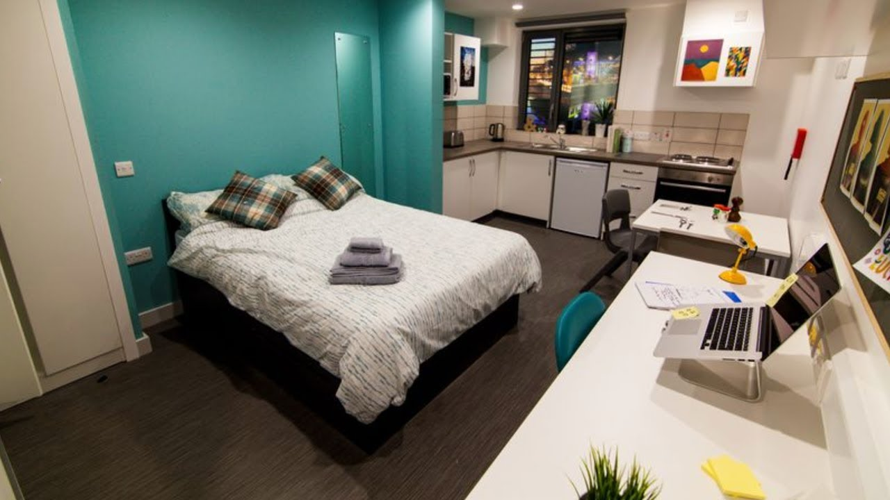 Video Thumbnail: Student Accommodation