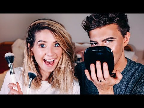 Giving My Best Guy Mate A Makeover Zoella
