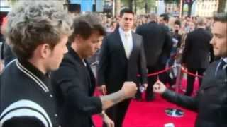 One Direction - Funny Moments From THIS IS US Interviews (NEW) full download video download mp3 download music download