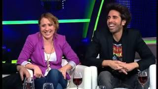 צחוק מעבודה - פרק 10 המלא : מאיה בוסקילה ואלון דה לוקו הופכים את האולפן