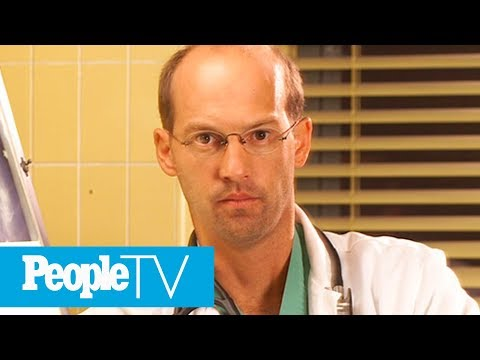 Anthony Edwards Says George Clooney Always Kept E.R. Cast Laughing | PeopleTV | Entertainment Weekly