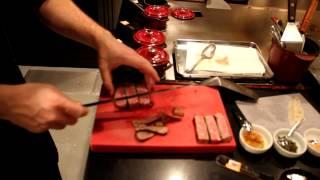 Elzer cooks at 3 Michelin Joël Robuchon in HK