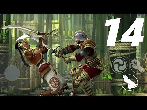 Shadow Fight 3 Android GamePlay #14 [1080p/60FPS] (By NEKKI)