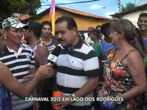 CARNAVAL EM LAGO DOS RODRIGUES 2012