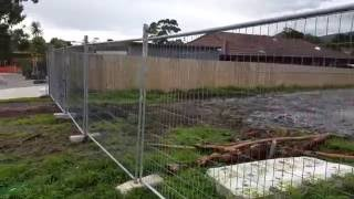 Temporary Fencing Hire Rosebud, Vic 3939
