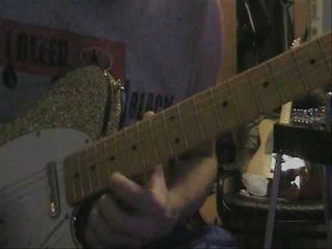 Rainy Day Woman - Pedal Steel Intro on Guitar Lesson