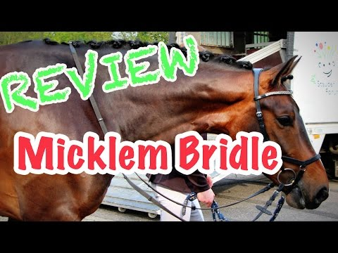 REVIEW - UNSER MICKLEM BRIDLE - Erfahrungsbericht