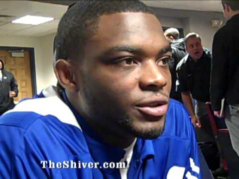 Dexter McDonald Interview 2/17/2013 video.
