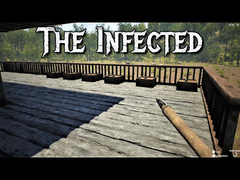 The Infected EP7 | Working hard securing the ground floor..
