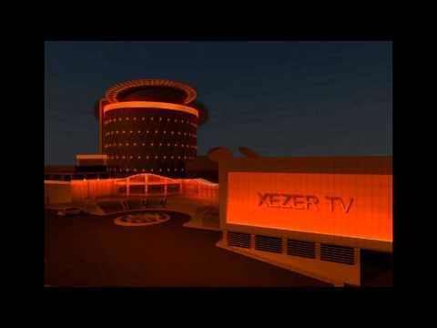 Xezer tv Aydınlatma Tasarımı - Aydınlatio | Mimari Aydınlatma Tasarımı