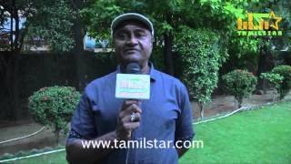 M  S  Bhaskar at Mosakkutty Movie Team Interview