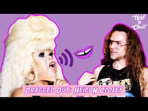 DRAGGED OUT: HEIDI N CLOSET Ep.3 |Makeup Tutorial | Heidi N Closet ft. Willam
