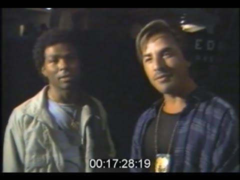 Les dessous du tournage du pilote de Miami Vice