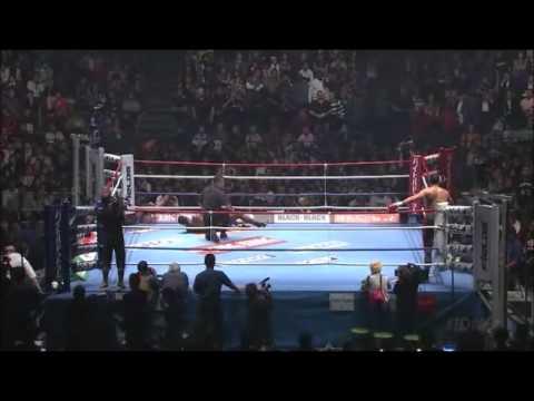 K-1 Remy Bonjasky vs Badr Hari