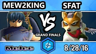 Mew2King Vs SFAT Shine 2016 Grands