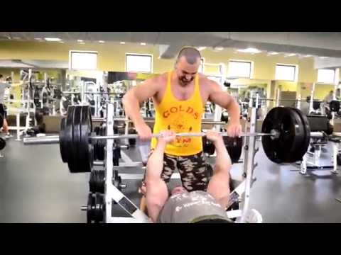 MOTIVATION! Biceps to 56cm. (видео)
