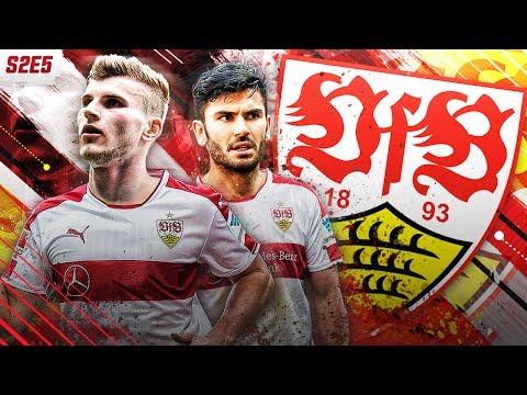Lucky Goal - FIFA 17 VfB Stuttgart Career Mode (S2E5)