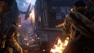 Battlefield 1 Nivelle Nights DLC Team Deathmatch it's a good map, i like this map because it feels like a WAR!!!