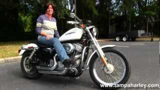 9. Used 2006 Harley-Davidson Sportster 883 Custom XL883C for sale