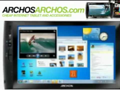 Buy archos tablet for sale archos internet tablet review and cheap sale online