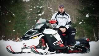 3. SnowTrax Test Rides Ski-doo Renegade X 1200