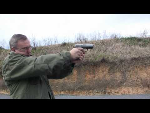 fnp40 - Shooting my FNP-40 pistol.