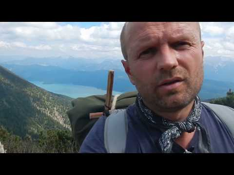 Mountain Tour with UL Bushcraft Bivouac and Gear