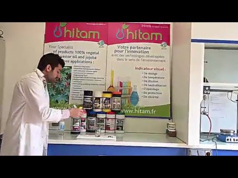 Gamme lingettes by Hitam