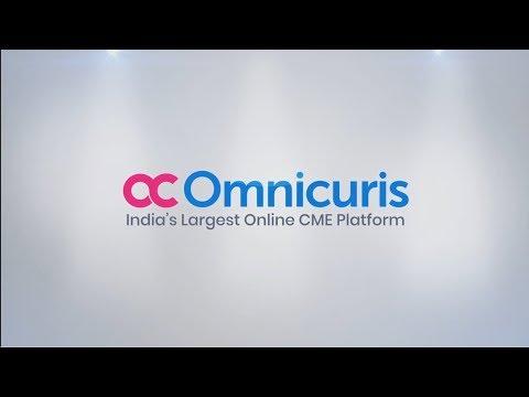 Omnicuris India's Largest Online CME Platform - Teaser