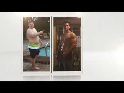 Team Determination's P90X transformation results – 100 lb loss P90X transformations