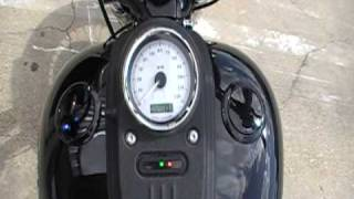 7. 2009 Harley-Davidson® FXDB Dyna® Street Bob® Video Classified