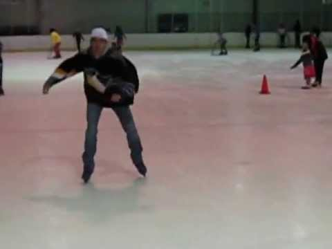 Vince/George Allison at the Ice Zone 5-11-13