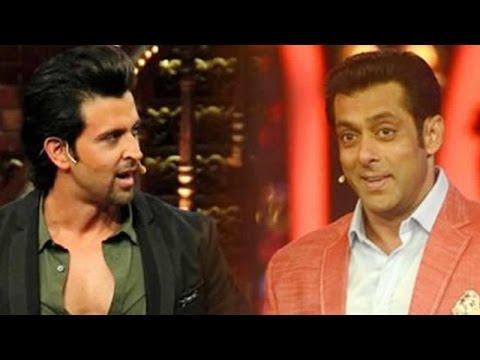 Is Salman Khan Ignoring Hrithik Roshan's Bang Bang