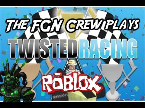Family Game Nights Plays: Roblox - Twisted Racing (PC)