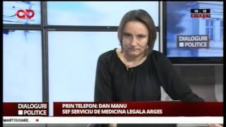 Dialoguri politice-Gheorghe Dinescu, presedinte PNTCD Arges